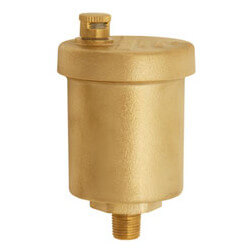 #670 High Capacity Forged Brass Auto Vent Product Image