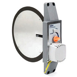 "4"" Round Automatic<br>Slip-In Damper (Normally Open/Power Close) Product Image"