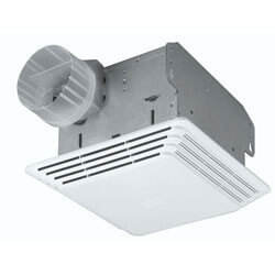 "Model 684 Ventilation Fan, 4"" Round Duct (80 CFM)"
