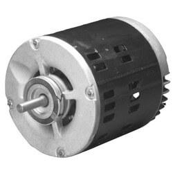 """6.3"""" ODP Split Evaporative Cooler Motor, 56Z (115V, 1/2 HP, 1725/1140 RPM) Product Image"""