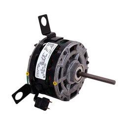 """5"""" 1-Speed Single Shaft Open Fan/Blower Motor (115V, 1000 RPM, 1/15 HP) Product Image"""