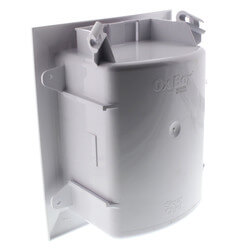 "Gas Ox Box (Bagged) - 1/2"" NPT Valve and Adapter for Iron Pipe"