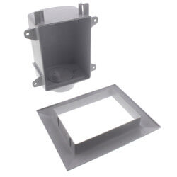 Ox Box Drain Box with Double Frame Product Image