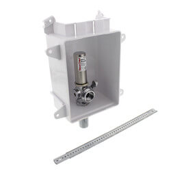 Ox Box Ice Maker Outlet Box, MHT x MIP/FSWT - Rough-In Pack (LF) Product Image