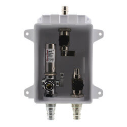 "1/2"" F1960 OxBox Outlet Box with Water Hammer Arrester (Lead Free) Product Image"
