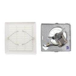 Finish Pack 50 CFM<br>(Fan Motor, Grille)<br> Product Image