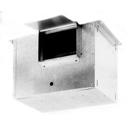 "CEV Series Ceiling<br>Exhaust Ventilator, 4-1/2""<br>x 18-1/2"" Duct (1500 CFM) Product Image"