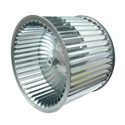 "12"" x 9"" CW Blower Wheel (1/2"" Bore) Product Image"