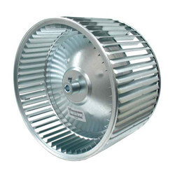"11"" x 7"" CW Blower Wheel (1/2"" Bore) Product Image"