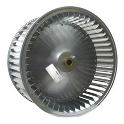 "18"" x 9"" 48-Blade Wheel (1"" Bore) Product Image"