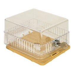 Clear Plastic Thermostat Guard BTG-K Product Image