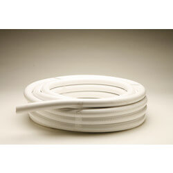"""3/4"""" White Ultra Flexible PVC Pipe (100 ft.) Product Image"""