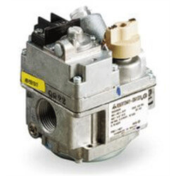 "1/2"" X 1/2"" Low Profile Combo Gas Valve<br>(70,000) Product Image"