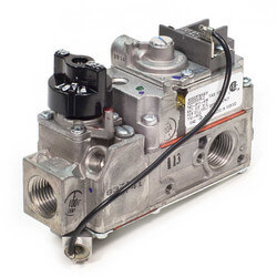 "1/2"" X 1/2"" Low Profile Millivolt Combo Gas Valve Product Image"