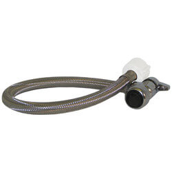 "1/2"" Tectite x 7/8"" FIP Lav Stop w/ 16"" Toilet Connector (Lead Free) Product Image"