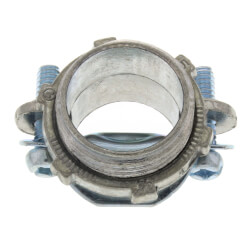 "3/4"" Metallic Romex Connector for 3/4"" Knockouts Product Image"