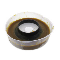 Reinforced Toilet Wax Ring Kit w/ Flange & Bolts Product Image