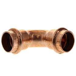 "3/4"" Propress Copper 90 Elbow (PxP)"