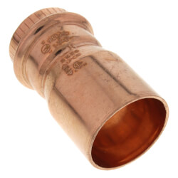 "1-1/4"" x 1"" Propress Copper Reducer FTG x Press"