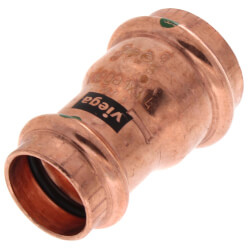 "1"" x 3/4"" Propress Copper Reducer Product Image"