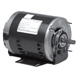 3-Phase ODP Commercial Belt-Drive Blower Motor (200-230/460V, 2 HP, 1725) Product Image
