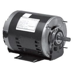3-Phase ODP Commercial Belt-Drive Blower Motor (200-230/460V, 1-1/2, 1725) Product Image