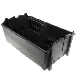 Tote More Tool Box w/Drawer (Gray/Black) Product Image