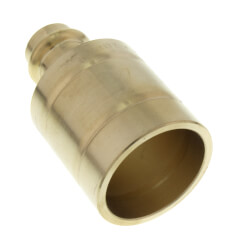 "1-1/2"" x 1/2"" Propress Copper Reducer FTG x Press Product Image"