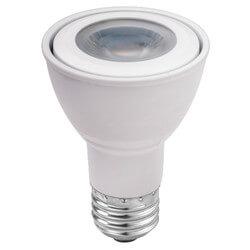 LP20/7/930/NFL/D-33C<br>Par 20 LED Bulb, 120v<br>(7 Watts) Product Image