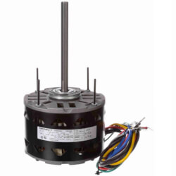 "5-5/8"" 3-Speed High Efficiency Blower Motor (277V, 1075 RPM, 1/4 HP) Product Image"