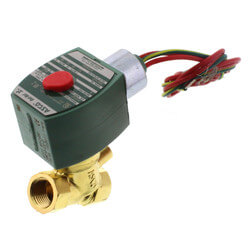 "3/8"" Normally Closed Valve (120 V) Product Image"