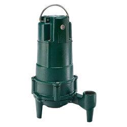 BN805 Residential Manual Grinder Pump (115V, 3/4 HP, 9.0 Amps) Product Image