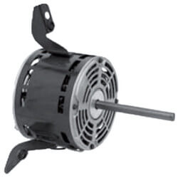 "5.6"" OAO PSC Direct Drive Fan & Blower Motor, 48Y (115V, 1/3 HP, 1075 RPM) Product Image"