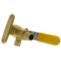 "1/2"" Viega Style PEX Drop Ear Ball Valve w/ Drain (Lead Free) Product Image"