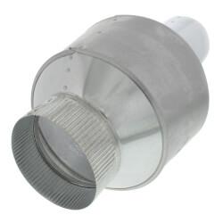 "5"" Draft Hood for<br>204 Boiler Product Image"