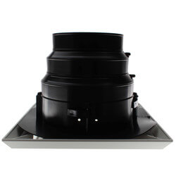 "MV2 Ceiling Diffuser<br>w/ 2-Way Grille (8"" x 8"") Product Image"