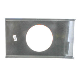 "DCFS Drop Ceiling Flange w/ 7"" Hole (6"" x 6"") Product Image"