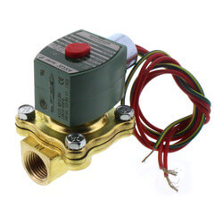 "1/2"" Normally Closed Solenoid Valve, 4 CV (240v) Product Image"