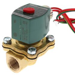 "1/2"" Normally Closed Solenoid Valve, 4 CV (120v) Product Image"