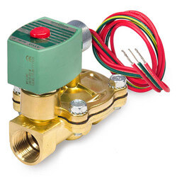 "3/4"" Normally Closed Solenoid Valve, 6.5 CV (24VDC) Product Image"