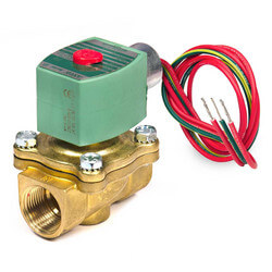 "3/4"" Normally Closed Solenoid Valve, 5 CV<br>(24v) Product Image"