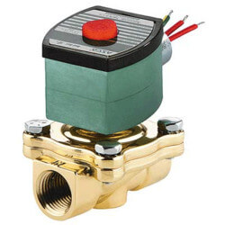 "3/8"" Normally Closed Solenoid Valve (208V)"