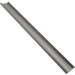 "4.5"" Gray Wall Duct Kit - LDK122G (12 Ft Kit) Product Image"