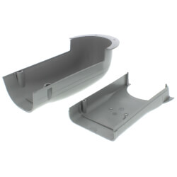 """3.5"""" Wall Inlet - LW92G (Gray) Product Image"""