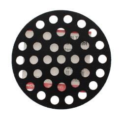 "8-7/8"" Cast Iron Floor Drain Strainer Product Image"