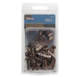 RG-6 F-Series Crimp-on Plug (Card of 50) Product Image