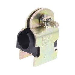 "5/8"" OD Electro-Galvanized Strut Clamp Product Image"