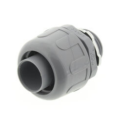 """3/4"""" Straight Non-Metallic Connector Product Image"""