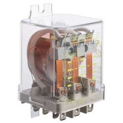DPDT 8 Pin<br>Relay, 12A (24V) Product Image