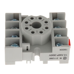 8 Pin General Purpose Relay w/ Screw Connection (600V) Product Image